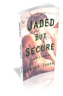 Jaded but secure papperback Erotic Contemporary Romance Books