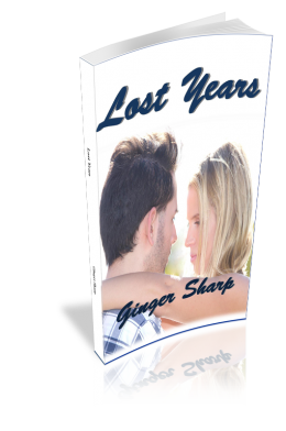 lost years paperback Ginger's Erotic Contemporary Romance Paperback Books
