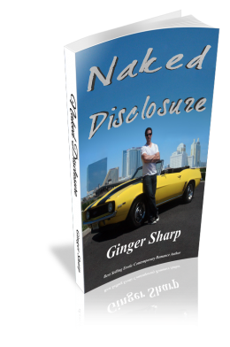 The naked DISCLOSURE NOVEL Series